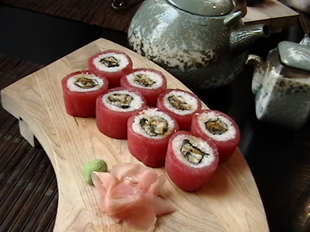 Maguro Maki like I\'ve never had it before